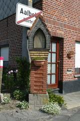 Kortrijk Luingnestraat zonder nummer Pijlerkapel (https://id.erfgoed.net/afbeeldingen/10040)