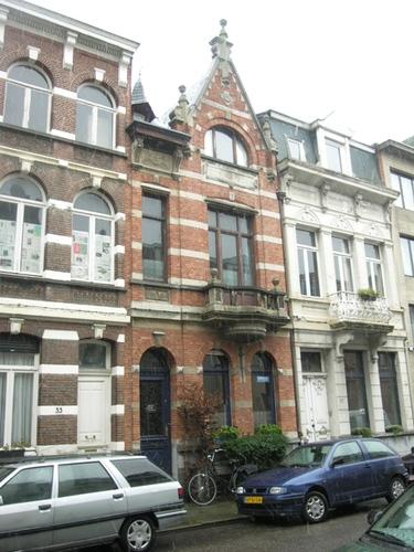 Antwerpen Sint-Mattheusstraat 35