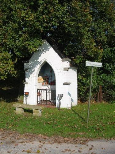 Harelbeke Bavikhove Tweede Doorsneestraat zonder nummer kapel