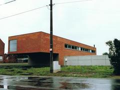 Modernistisch woonhuis