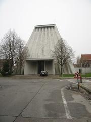 Harelbeke Julius Sabbestraat zonder nummer Sint-Ritakerk (https://id.erfgoed.net/afbeeldingen/101146)