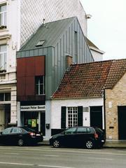 Geboortehuis van Peter Benoit