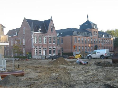 Harelbeke Paretteplein 17-19