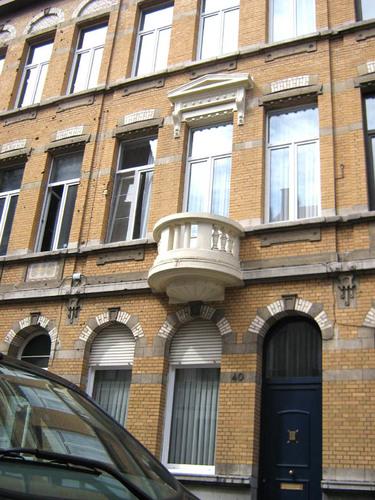 Antwerpen Kroonstraat 40