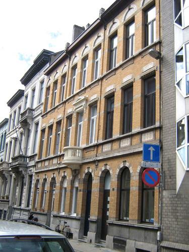 Antwerpen Kroonstraat 38-42