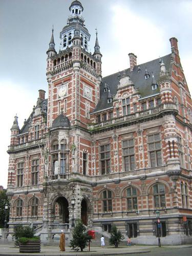 Antwerpen Moorkensplein zonder nummer