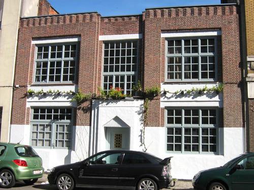 Antwerpen Sterrenborgstraat 6