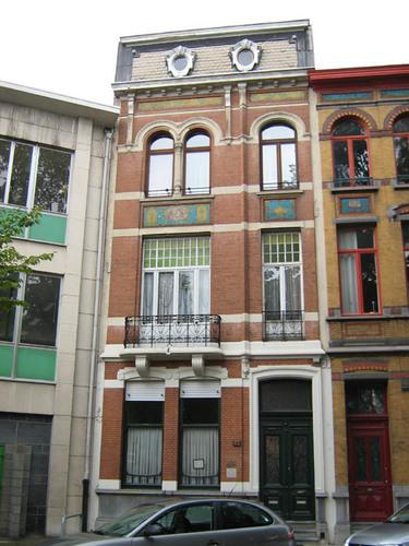 Antwerpen Frans Van Hombeeckplein 27