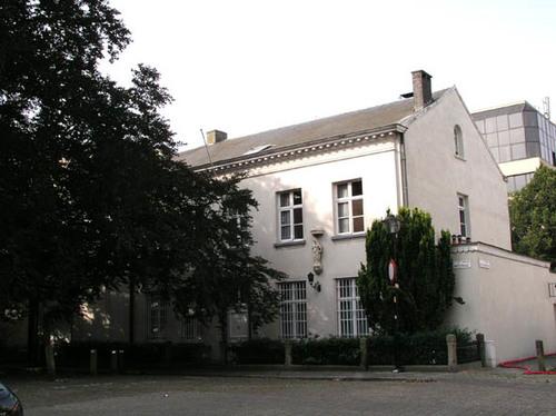 Antwerpen Heilig Hartstraat 11