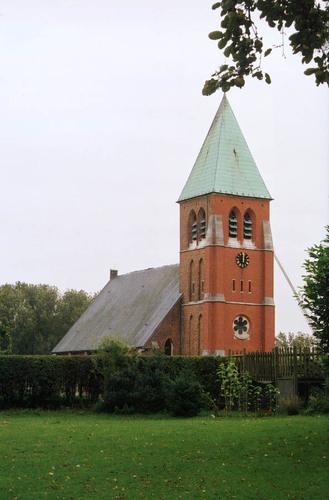 Sint-Pieters-Leeuw Baasbergstraat zonder nummer kerk