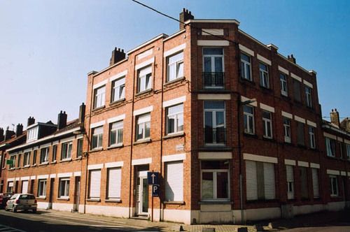Sint-Pieters-Leeuw Jan Ruusbroecstraat 2-10