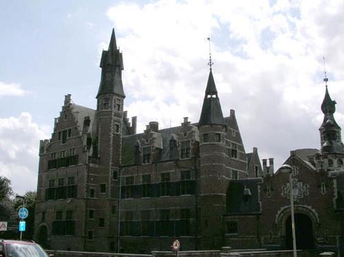 Antwerpen Hooftvunderlei 160