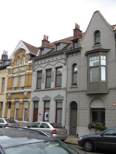 Antwerpen Leeuwlantstraat 3-5