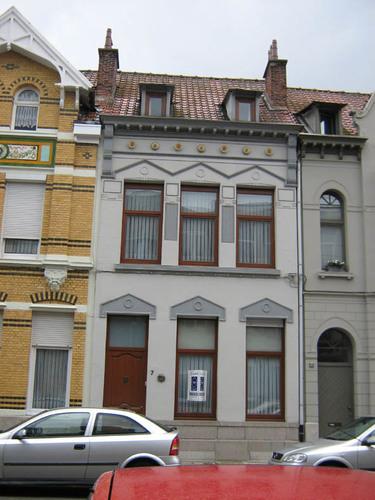 Antwerpen Leeuwlantstraat 5