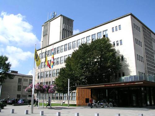 Antwerpen Maurice Dequeeckerplein 1