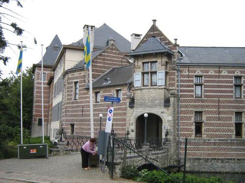 Antwerpen Suzanne Spanhovenstraat 3