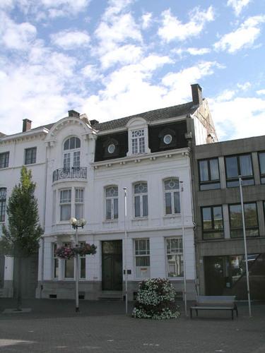 Antwerpen Kioskplaats 14-16