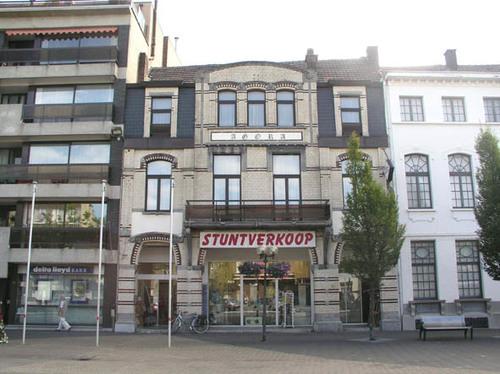Antwerpen Kioskplaats 20