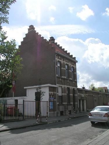 Antwerpen Onderwijzersstraat 9