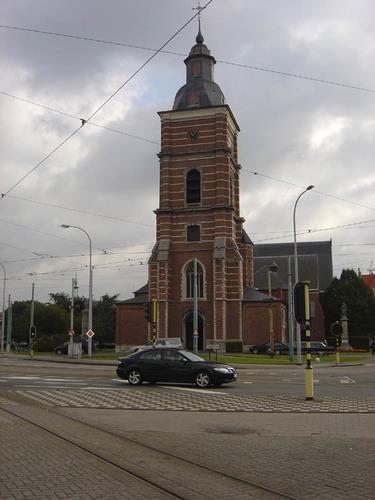 Antwerpen Bredabaan zonder nummer Sint-Bartholomeuskerk