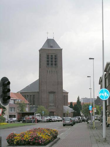 Antwerpen  Pastoor Bampsstraat 2
