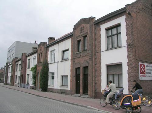 Antwerpen Terlindenhofstraat 56-38