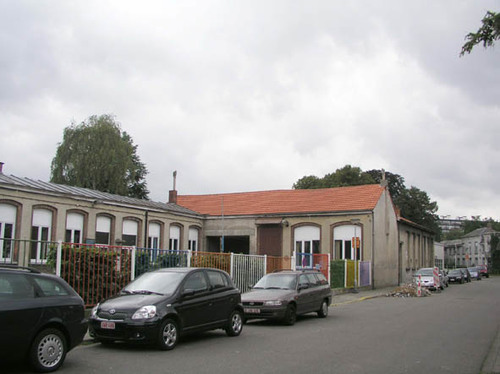 Antwerpen Terlindenhofstraat 202A School Virgo Maria