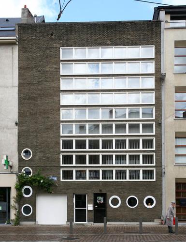 Antwerpen Mechelseplein 18