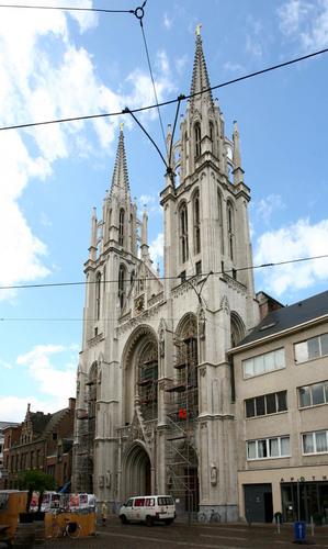 Antwerpen Mechelseplein 22