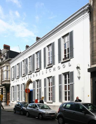 Antwerpen Maarschalk Gérardstraat 18