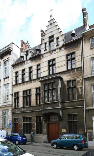 Antwerpen Minderbroedersrui 13