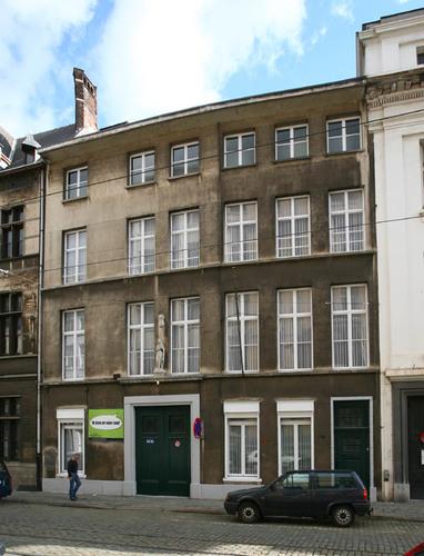 Antwerpen Minderbroedersrui 15
