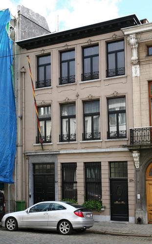 Antwerpen Minderbroedersrui 27