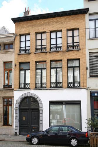 Antwerpen Minderbroedersrui 31