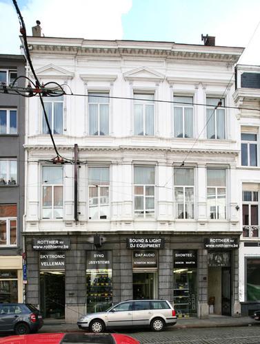 Antwerpen Minderbroedersrui 49