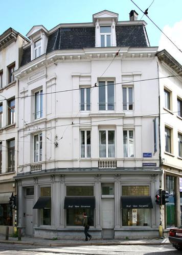 Antwerpen Minderbroedersrui 61
