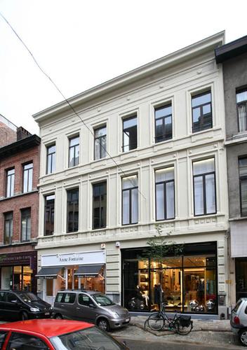 Antwerpen Schuttershofstraat 27-29