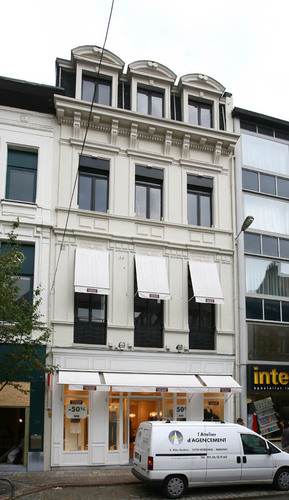 Antwerpen Schuttershofstraat 41