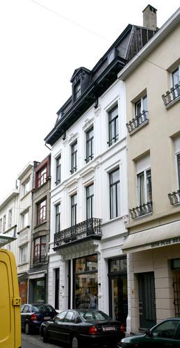 Antwerpen Schuttershofstraat 42