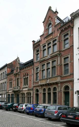 Antwerpen Bordeauxstraat 12-14
