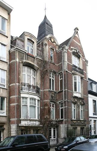 Antwerpen Arthur Goemaerelei 4