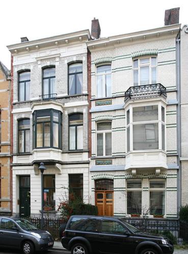 Antwerpen Arthur Goemaerelei 17-19