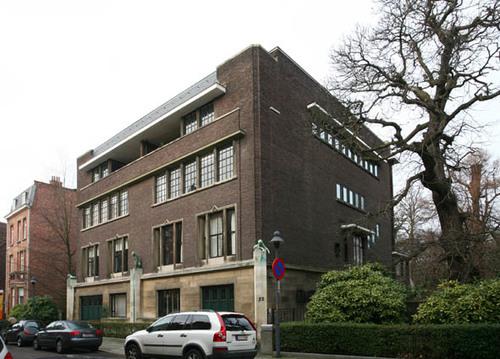 Antwerpen Arthur Goemaerelei 22-24