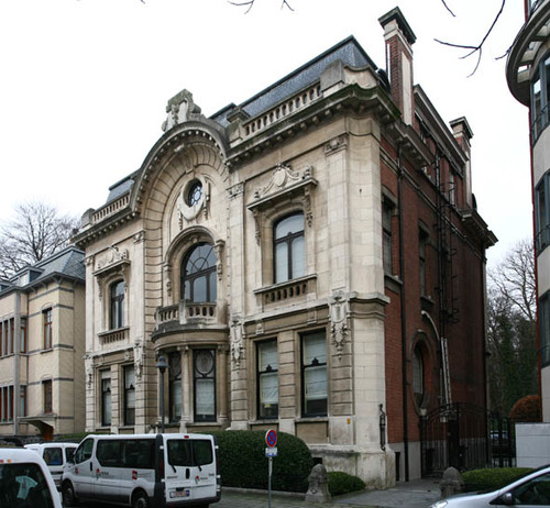 Antwerpen Arthur Goemaerelei 32