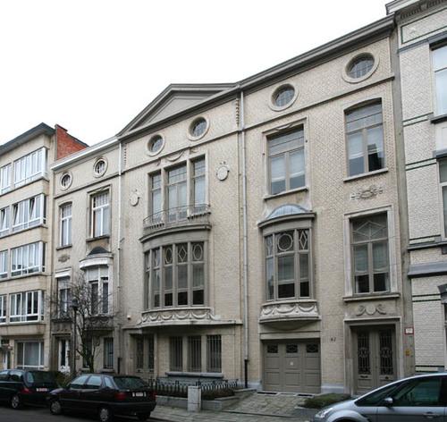 Antwerpen Arthur Goemaerelei 42-46