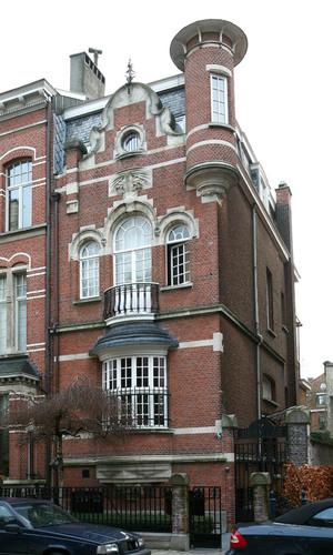 Antwerpen Arthur Goemaerelei 43