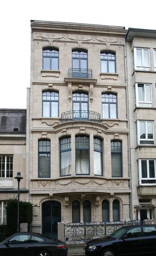 Antwerpen Arthur Goemaerelei 50
