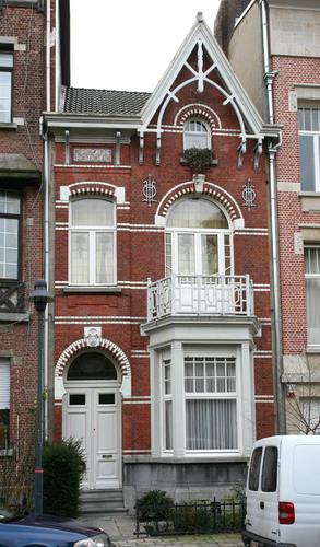 Antwerpen Arthur Goemaerelei 53