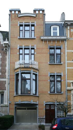 Antwerpen Arthur Goemaerelei 71