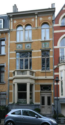 Antwerpen Arthur Goemaerelei 73
